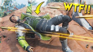 *INSANE* HOW TO DODGE ANY BULLET! - Best Apex Legends Funny Moments and Gameplay Ep 403