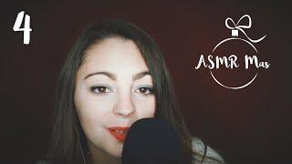 ASMR MAS N°4 ♡ Mots déclencheurs de noël (Soft spoken)♡