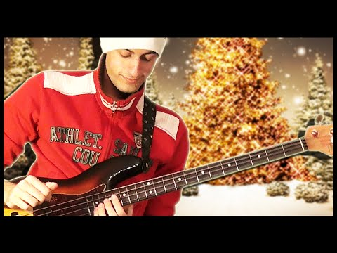 Christmas Meets Slap Bass