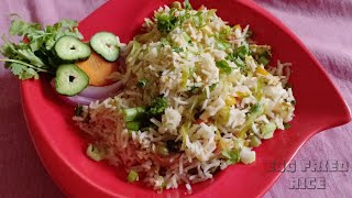 Perfect Egg fried rice/എഗ്ഗ് ഫ്രൈഡ് റൈസ് /christmas special/english subtitles#13