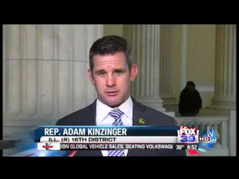 Congressman Kinzinger Discusses the State of the Union on WQRF