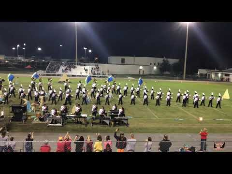 Tavares High School Marching Band FBA District XIX MPA November 2019