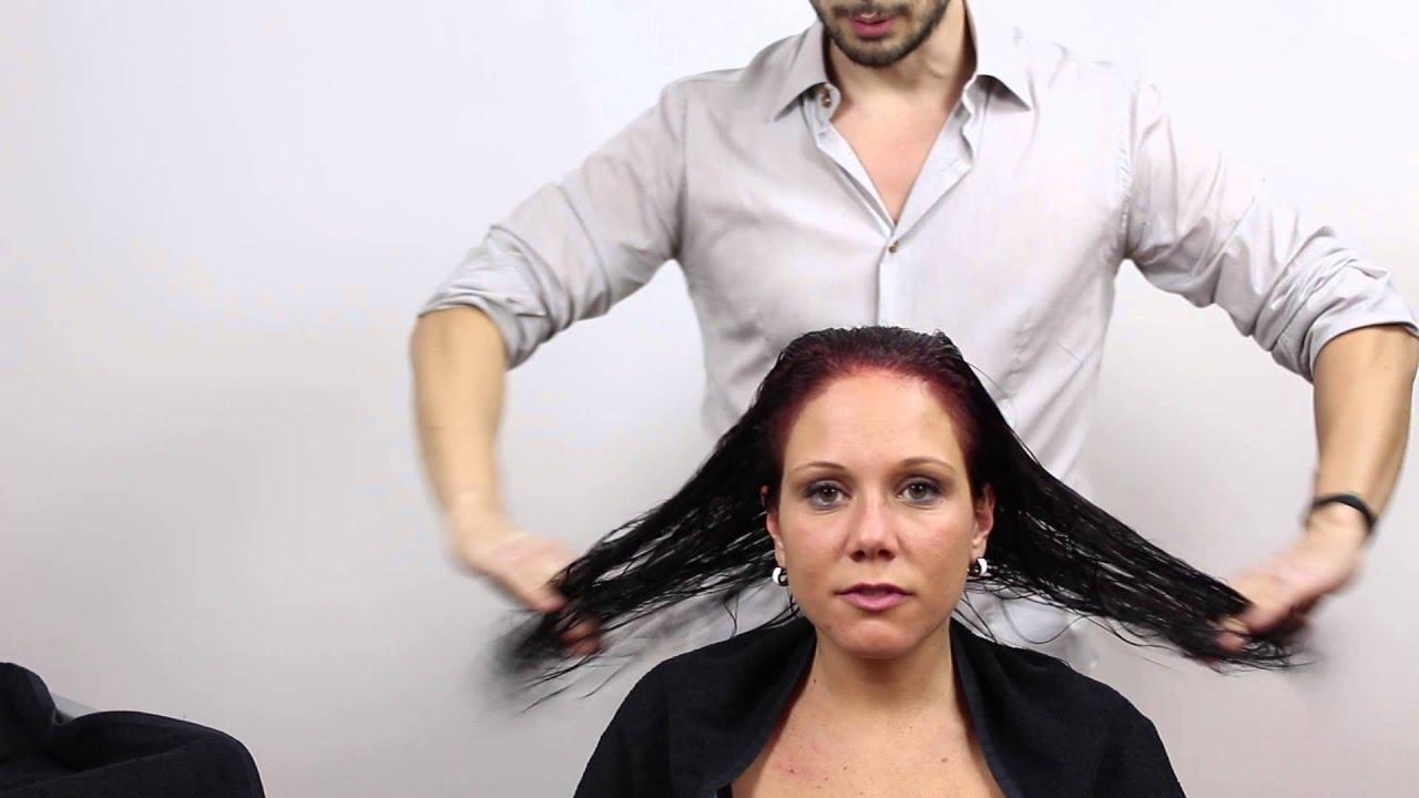 Taglio corto per capelli fini e mossi