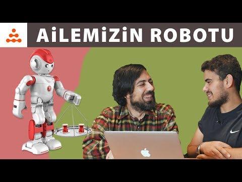 HAYATIMIZI KOLAYLAŞTIRAN 5 ASİSTAN ROBOT