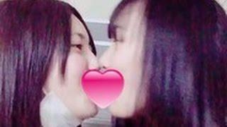 【SKE48】北川綾巴&松本慈子の「ポッキーゲーム動画」がエロ可愛すぎる...