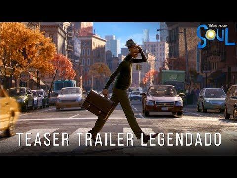 Soul • Teaser Trailer Legendado