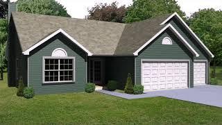 House Plans 3 Bedroom 3 Car Garage Gif Maker - DaddyGif.com