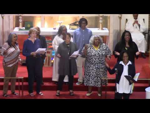 """You Are Holy"" Composed by Dr  Keith Hampton, Soloist Patricia Stokes  09 10 2017"