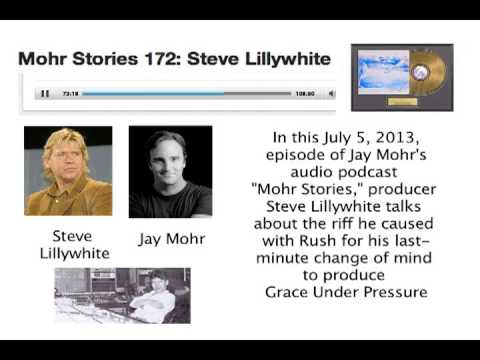 Rush and Steve Lillywhite Episode