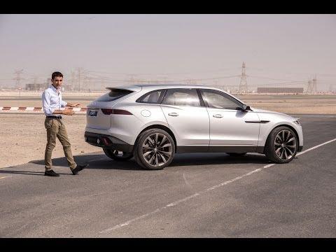 Jaguar C-X17   la nostra prova sotto il sole di Dubai