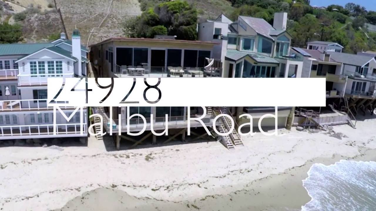 24928 Malibu Rd. Beach Home for Sale
