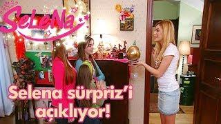Selena sürpriz'i açıklıyor!
