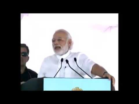 Speech of Honorable Prime Minister on Organic Farming