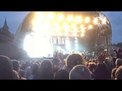 Green Day - American Idiot | Dublin, Ireland 2017