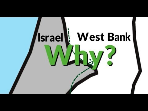 Why did Israel Really Build a Security Barrier? The reason may surprise you. HR In a Minute.