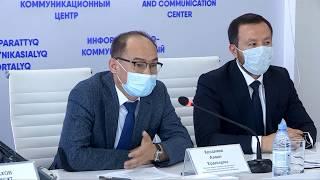 Заместитель акима Шымкента о том как город будет выходить из карантина