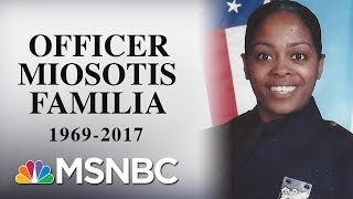 Lawrence O'Donnell tells the story of Miosotis Familia, the NYPD of...