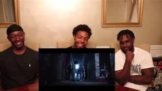 Lil Uzi Vert - Sanguine Paradise [Official Music Video]- Reaction
