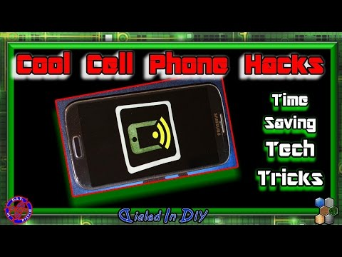 Amazing Cell Phone Tricks - Hack your phone with NFC