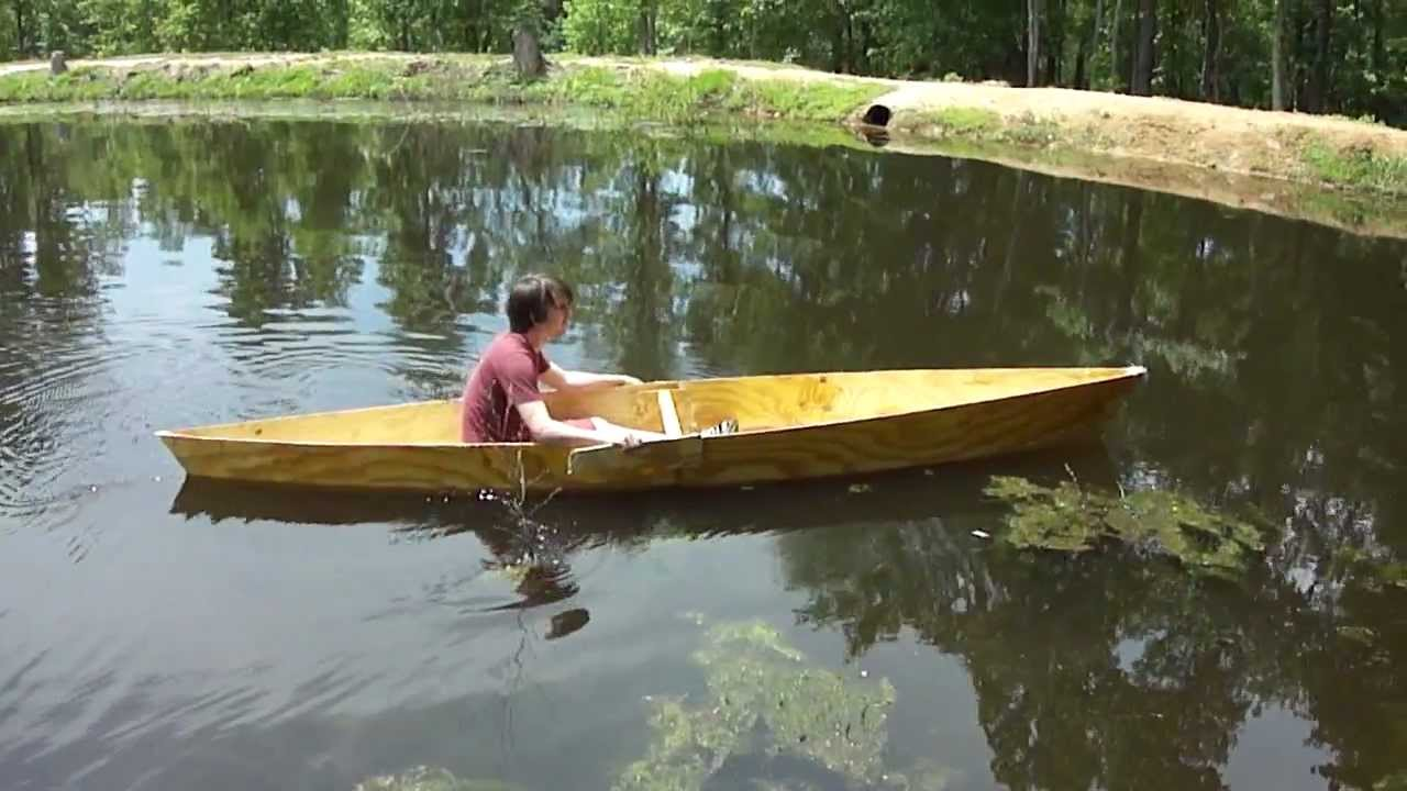 Free Wooden Boat Plans
