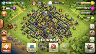 clash of clans ep-16 Last moments of Kuro-Chi™