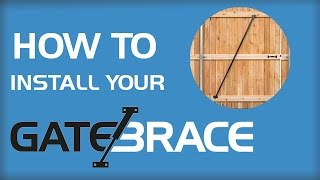 Fix Your Gate Right Anti-sag Gate Brace