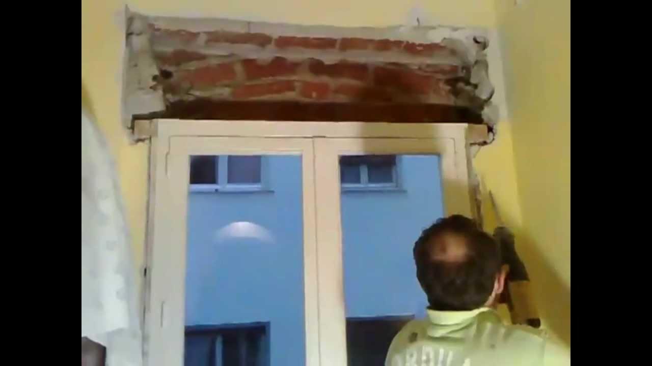 Como cambiar ventanas viejas de pvc o aluminio youtube for Ventanas de aluminio con persiana baratas