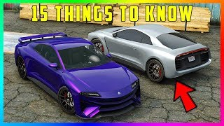 15 Things You NEED To Know Before You Buy The Overflod Imorgon Sports Car In GTA 5 Online! (GTA 5)
