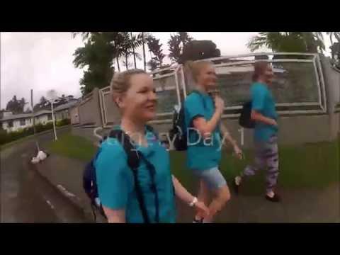 CSU Vet Student Fiji Trip 2016