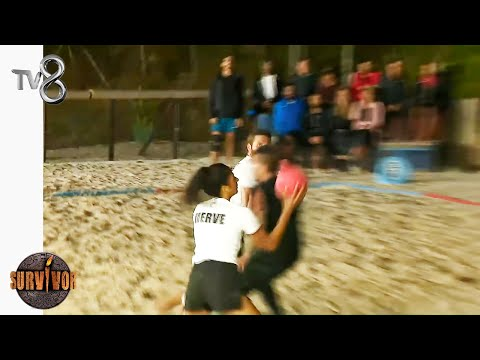 SURVİVOR 2021 63. BÖLÜM FRAGMANI | SURVİVOR'DA BASKETBOL MAÇI