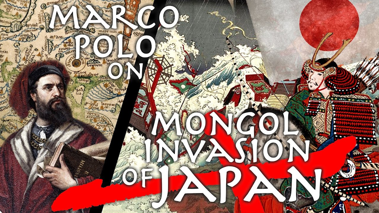 Earliest European Mention of Japan // Marco Polo Describes Mongol Invasion of 'Chipangu' (1281)