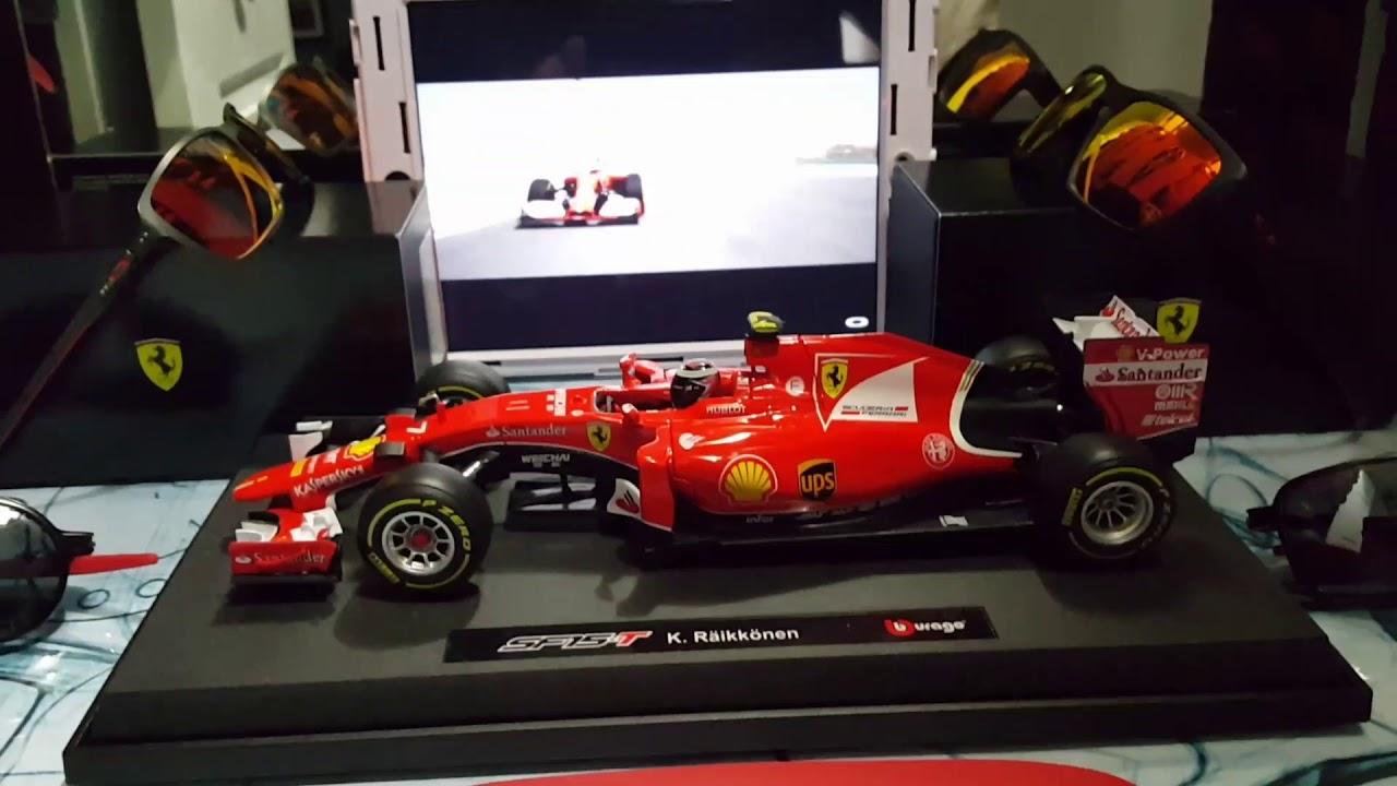 3f5d653a82 Oakley Scuderia Ferrari collection. - YouTube