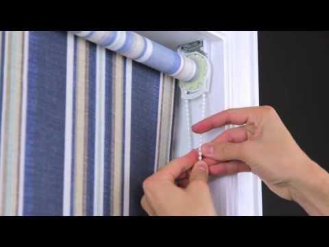 How to Set the Limits on a Roller Shade