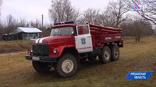 Паводок в Рязанской области затопил мосты к девяти населенным пунктам