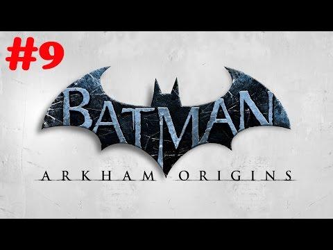 """Batman: Arkham Origins"" walkthrough (Hard) Episode 9: Pioneers Bridge + Firefly Battle"
