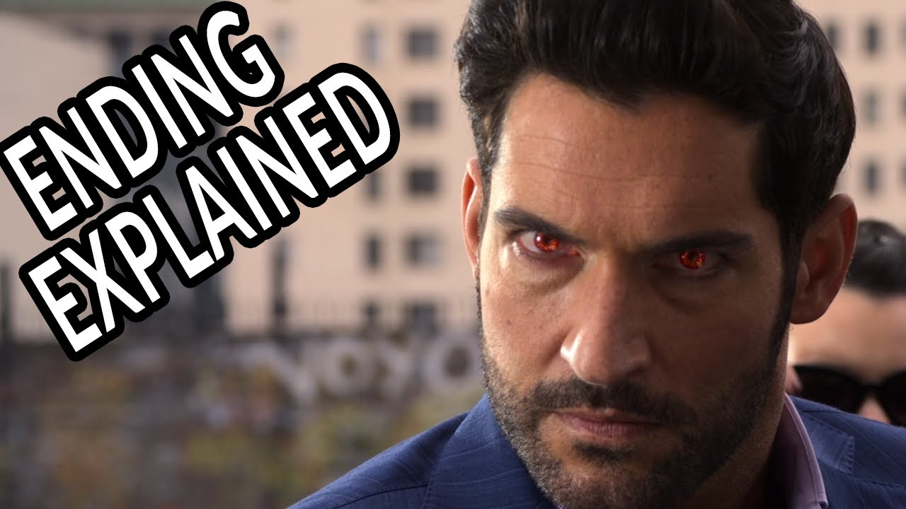 Download LUCIFER Season 6 Ending Explained! What the Hell?