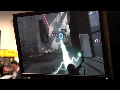 CES 2011: Razer Hydra Motion Controller