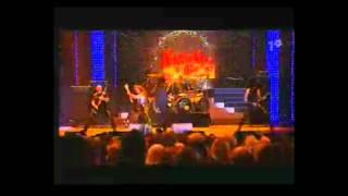 Hammerfall - När vindarna viskar mitt namn