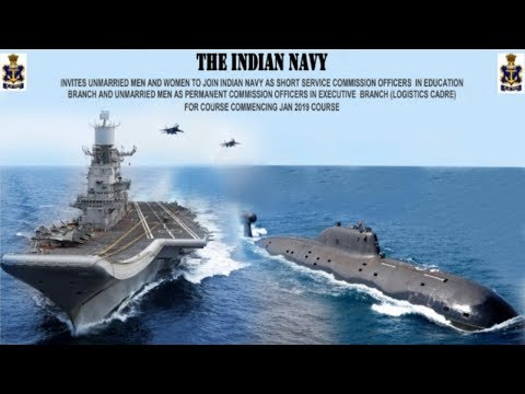 Indian Navy Recruitment 2018 | Latest Govt Job | Sarkari Naukri | All over India Jobs