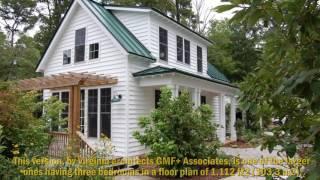 Katrina Cottage by GMF+ Associates, Amazing Small House Design