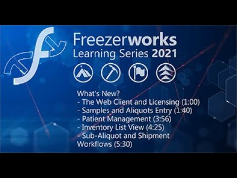 What's New in Freezerworks 2021