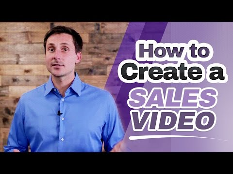 How to Create a Sales Video (The 8-Step Formula)
