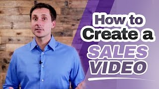 How to Create a Sales Video (The 8-Step Formula)(How to Create a Sales Video http://www.jameswedmore.com/create-sales-video/ To download