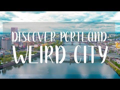 WOW air travel guide application / Portland!