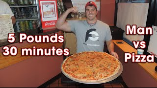 Avellino's Pizza Challenge 5lb Colossal 20