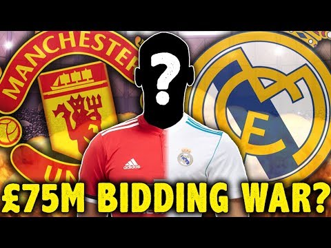 Real Madrid & Manchester United Battle For £75M Superstar! | Euro Round-Up