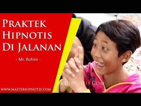 Praktek Belajar Hipnotis IHA Di Semarang - Mr. Rohim