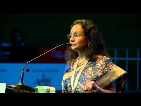 IMA International Management Conclave (Feb, 2015) - Ms. Renuka Ramnath