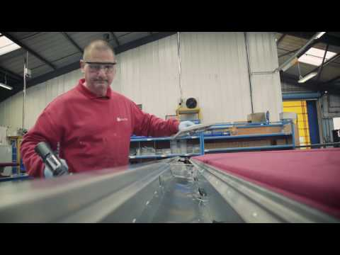 How Alexander Dennis Uses Cordless Riveting Tools