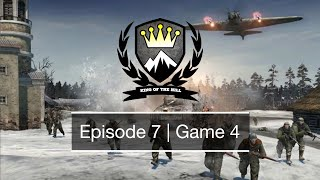[COH2] (Game of the week) King of the Hill | Season 3 | Episode 7 | Game 4